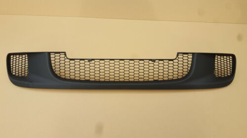 FIAT 500 ABARTH  FRONT BUMPER LOWER GRILL IN BLACK GENUINE