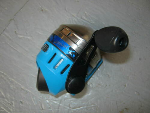 zebco splash spincast reel blue