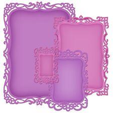 NIP Spellbinders Nestabilities Decorative Labels Eight 8 S5-148