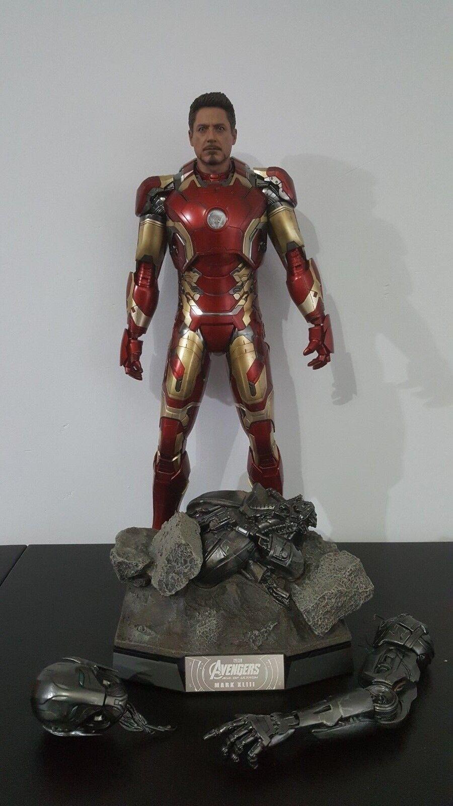 Hot Toys Iron Femme Mark XLIII XLIII XLIII MK 43 Avengers Age Of Ultron AoU QS005 1/4 scale 0bb333