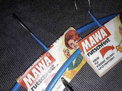 Umoristico Vecchio Antiscivolo Mawa Appendiabiti 60er 70er Anni 60s70s Hanger Clothes Vintage-