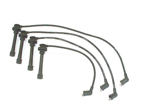 NEW Prestolite Spark Plug Wire Set 104011 Mirage Galant Summit 2.4 1.8 1992-1998