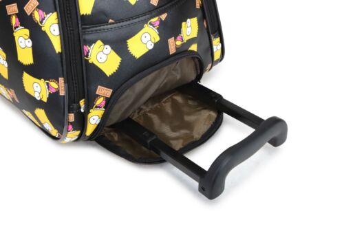 Trolley Simpsons viaggio Hello Holiday Kitty da Travel ciao Simsons Weekend Kids Tracolla Borsa nx4v1dwvS