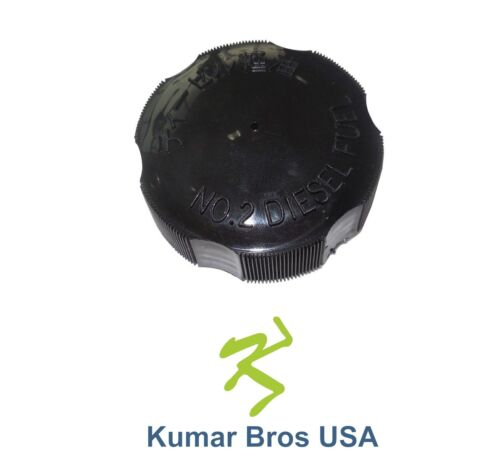 New Kubota Diesel Fuel Cap 66621-54820
