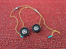 BMW 2004-2010 E60 E64 E63 BOTH LOGIC 7 L7 TOP HIFI LOUDSPEAKER TWEETER OEM 113K