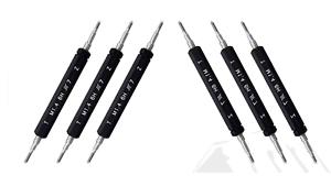 1PCS  M5 x 0.8 Right hand Thread Gauge Plug Gage M5x0.8mm 6H