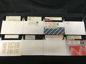 Commodore-64-8-GEO-Programs-Floppy-Disks
