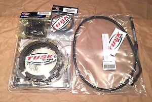 Honda CRF450R 2013–2014 Tusk Clutch, Springs, Cover Gasket, & Cable Kit