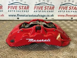 Maserati-Ghibli-Quattroporte-Genuine-BREMBO-OS-Right-Front-Brake-Caliper