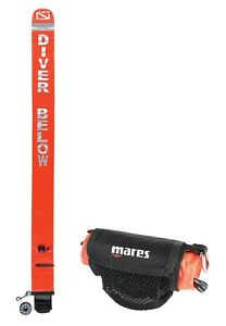 Mares Diver Marker All in One Boje mit Reel