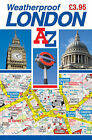 Weatherproof Handy Map of London by Geographers' A-Z Map Company (Sheet map, folded, 2011)