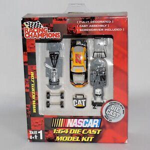 Ward-Burton-NASCAR-1-64-Diecast-Model-Kit-Racing-Champions-2001