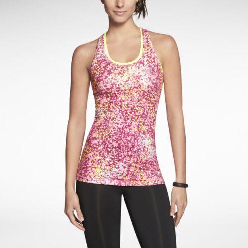 Nike Course Entraînement Femme Printed Top De Débardeur EHWD2I9