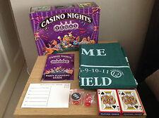 Noches De Casino Las Vegas Juego De Mesa Blackjack dados