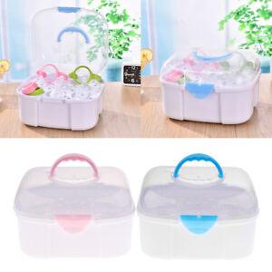 Baby Kids Portable Feeding Milk Powder Food Box Storage Food Bottle Container