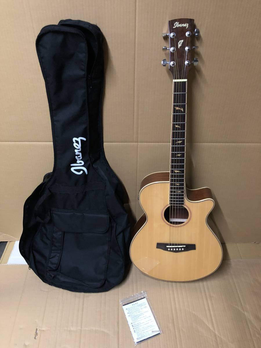 Ibanez PC30CE-NT beutiful JAPAN rare useful EMS F/S