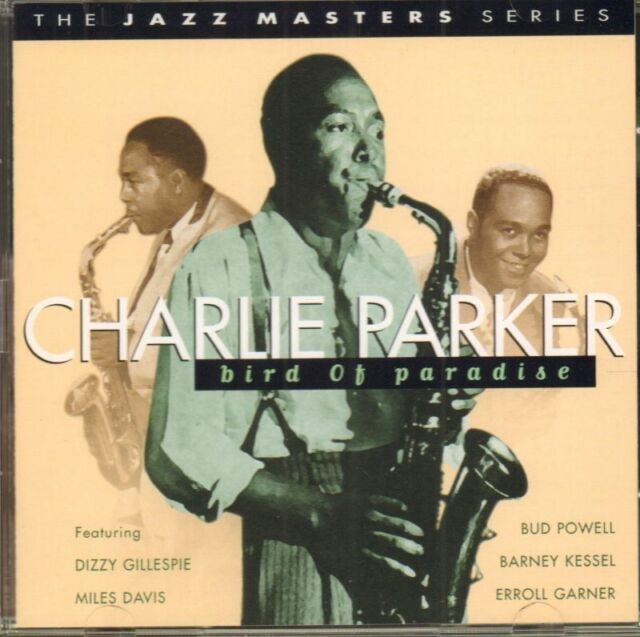 Charlie Parker(CD Album)Bird Of Paradise-Prism Leisure-PLATCD 498-UK-19-