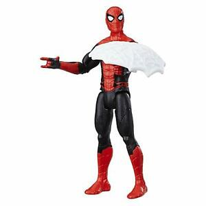 SPIDER-MAN-2-Far-From-Home-6-034-Spider-Man-Web-Shield-HASBRO-ACTION-FIGURE-NEW
