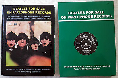 Beatles for Sale on Parlophone Records by Bruce Spizer and Frank Daniels...