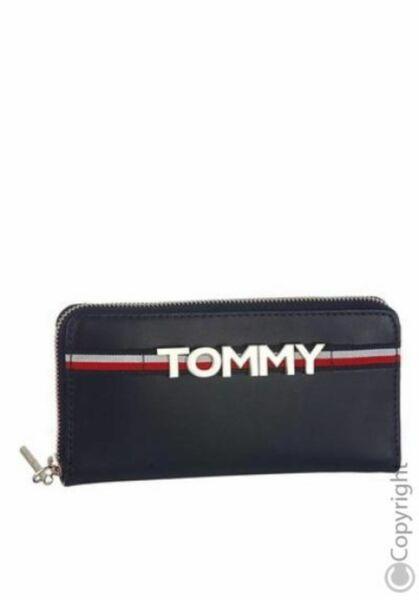 Tommy Hilfiger Corporate Highlight Grande Za Portafoglio Borsellino Portamonete