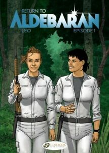 Return-to-Aldebaran-Episode-1-Paperback-by-Leo-Like-New-Used-Free-shipping