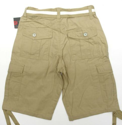 Boys Southpole Ripstop Cargo Shorts with Canvas Belt Choose Color and Size