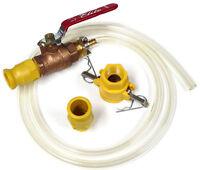 Todd Enterprises 2400-12 Quick Disconnect Evacuation Siphon Kit