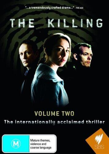 1 of 1 - The Killing : Series 1 Vol 2 (DVD, 2010, 3-Disc Set) New Region 4