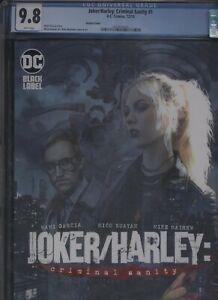 Joker-Harley-Criminal-Sanity-1-CGC-9-8-VARIANT-cover-QUINN-the