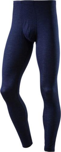 McKinley señores larga calzoncillos de lana azul River
