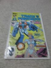The Transformers Marvel Comics Issue #9 1985 Used
