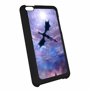Dragon-Hard-Case-Cover-For-iPod-Touch-z4-x0076