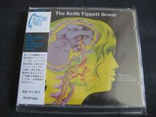 KEITH TIPPETT, Dedicated to you..., JAPAN CD + Obi, MSIF-7229 (1971), Brit. Jazz