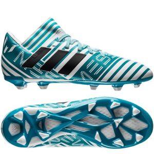 88a42b25002f adidas Nemeziz Messi 17.3 FG 2017 Soccer Shoes Cleats White ...