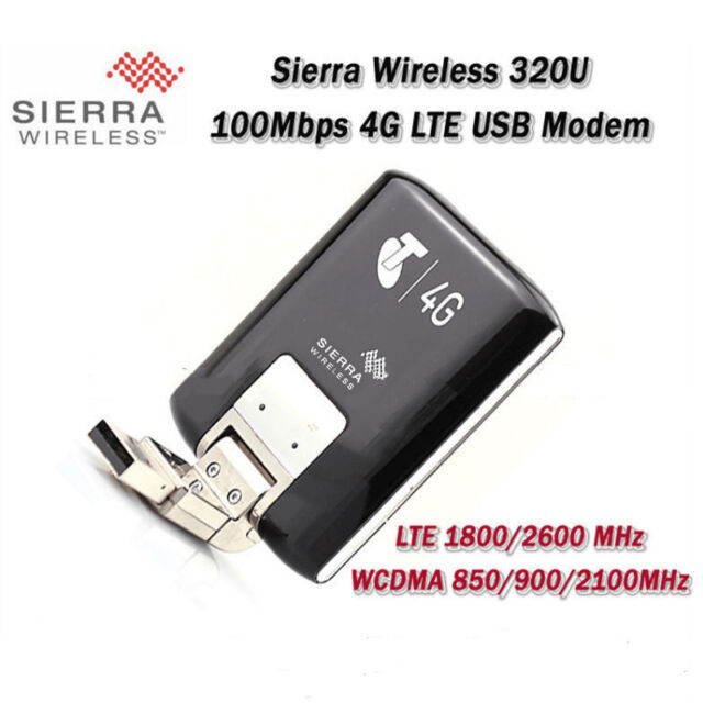 DRIVERS SIERRA WIRELESS TELSTRA 4G