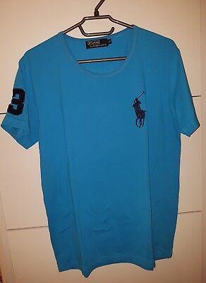 watch 8e6fb 8cd4c Maglia Maglietta Ralph Lauren Uomo T-Shirt Big Pony | eBay