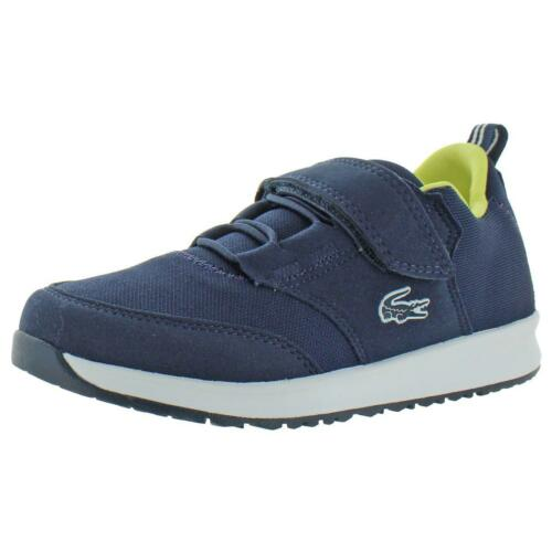 Lacoste Boys L.ight 119 1 SUC Little Kid Canvas Trainer Sneakers Shoes BHFO 7081