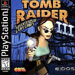 Tomb Raider Iii Adventures Of Lara Croft Sony Playstation 1