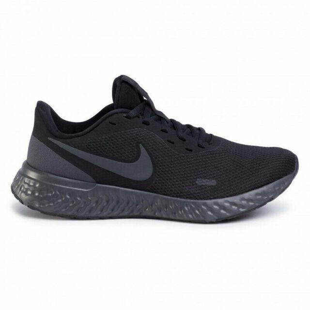 Nike Revolution 5 Black Running Shoes