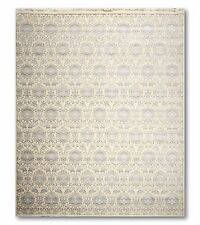 9x12 Handmade Persian Oriental Area rug carpet wool & silk pile 9'x12' Modern