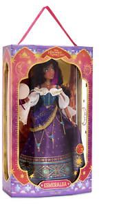 Disney Esmeralda Limited Edition Doll The Hunchback of Notre Dame New with Box