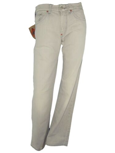 michiko koshino jeans donna denim chiaro dritto taglia it 40 41 w 26 27
