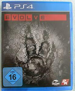 Evolve (Sony PlayStation 4, 2015, DVD-Box) - <span itemprop='availableAtOrFrom'>Iserlohn, Deutschland</span> - Evolve (Sony PlayStation 4, 2015, DVD-Box) - Iserlohn, Deutschland