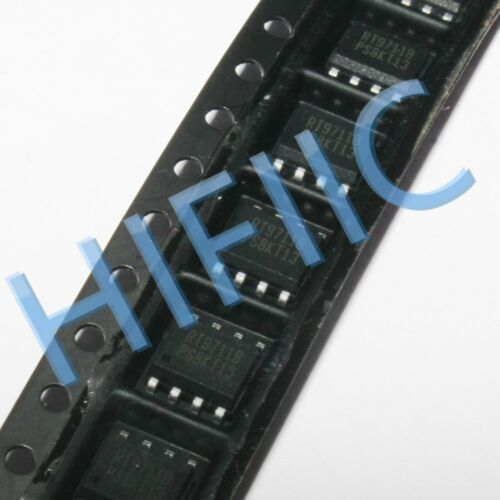 5PCS RT9711BPS RT9711B High-Side Power Switches with Flag SOP8