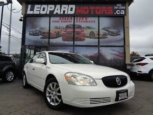 2008 Buick Lucerne CXL,Leather,Bluetooth.Cruise Ctrl*Certified*