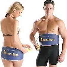 SAUNA BELT - LOSE WEIGHT THE EASY WAY -BRAND NEW