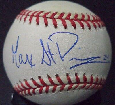 Balls Apprehensive Max St Sports Mem, Cards & Fan Shop Pierre Detroit Tigers Signed Autographed Romlb Baseball W/coa
