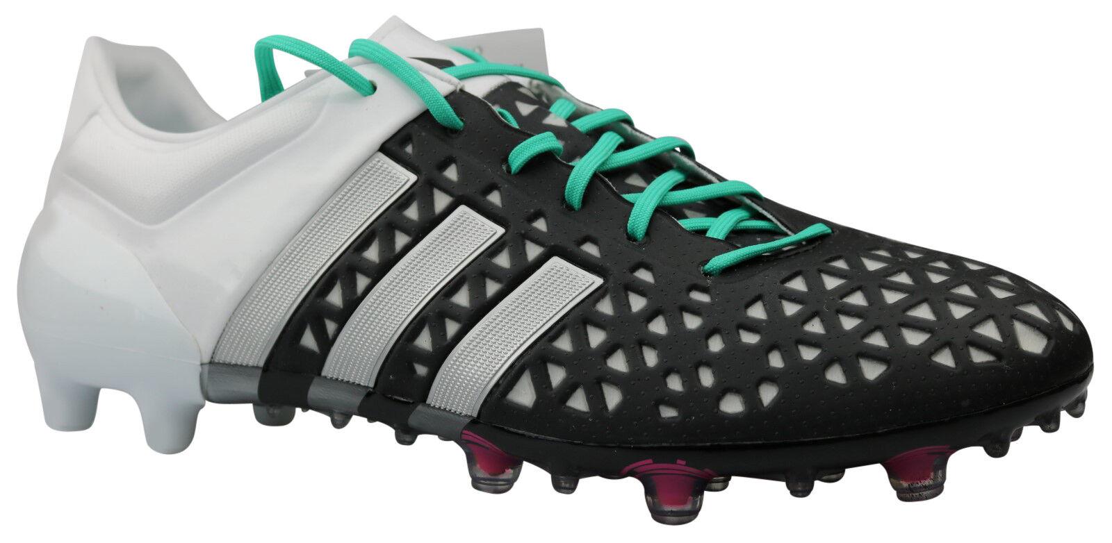 Adidas ACE 15.1 FG AG Herren Fußballschuhe Fußballschuhe Fußballschuhe AF5087 schwarz Gr. 39 - 48 NEU & OVP cdf26d