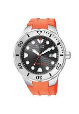 Citizen original watch band rubber orange strap Eco-Drive BN0071-06E BN0071