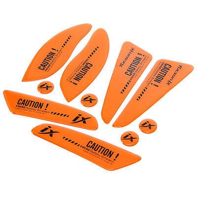 Safety Reflect Sheet Warning Emblem 10p For 10 11 12 13 14 Hyundai Tucson : ix35